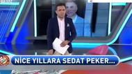 Beyaz TV'de doğum günü kutlaması: Sedat Peker abimize mutluluklar
