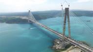 3. Boğaz Köprüsü asfaltı da tamam! İşte son hali