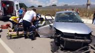 Keşan'da trafik kazası: 3 ölü 3 yaralı