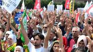 HDP Eş Genel Başkanı Demirtaş, Bakırköy mitinginde konuştu
