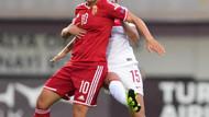 Türkiye- Macaristan: 2-1 Kadın milliler affetmedi