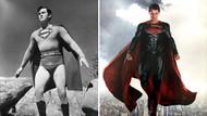 Süper kahramanların yıllar içinde geçirdiği değişim