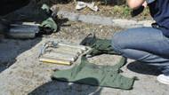 Mersin'in Tarsus ilçesinde canlı bomba yeleği bulundu