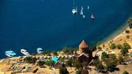 İranlılar Van Gölü'ne plaj istiyor!