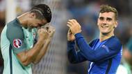 EURO 2016 final maçı: Portekiz - Fransa