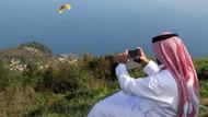 Ordu'ya Arap turistler akın etti!