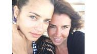 Adriana Lima, Zeynep Ilıcalı ile Mikonos'ta