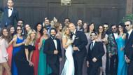İrem Baysal ve Enrique Santana, California'da evlendi!