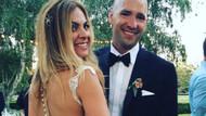 İrem Baysal ve Enrique Santana evlendi!
