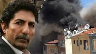 Cihangir'de Mustafa Uğurlu'nun evinde yangın çıktı!