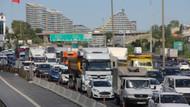 İstanbul'daki araç sayısı 4 milyona yaklaştı