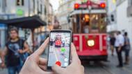 Pokemon Go İstanbul sokaklarında!