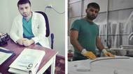 Ukrayna'da doktor, İnegöl'de zımparacı!