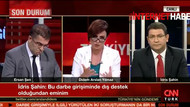 Canlı yayında kavga çıktı! CNN Türk Spikeri zor anlar yaşadı