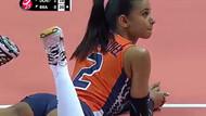 Dünyanın en seksi voleybolcusu Winifer Fernández