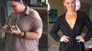 55 kilo verdi, hayatı değişti