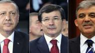 Cumhurbaşkanı Erdoğan, Gül ve Davutoğlu ile görüşecek!