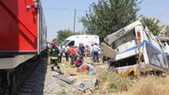 Manisa Alaşehir'de feci kaza: 6 ölü çok sayıda yaralı var!