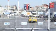 Mitinge gelenler Taksim Meydanı'na 5 ayrı noktadan girecek