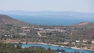 Foça'daki askeri üsse büyük operasyon: Çok sayıda asker gözaltında!