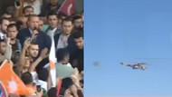 Cumhurbaşkanı Erdoğan'ı helikopterle vuracaklardı!