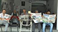 Gazete ve dergilerin sayısı 2014'e göre yüzde 4,5 azaldı