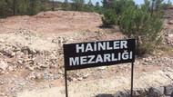 Pendik'teki Hainler Mezarlığı'na ilk gömülen isim belli oldu!