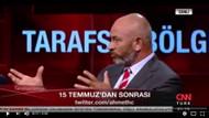 Ali Türkşen'in olay yaratan konuşması