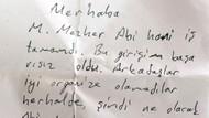 Gülen'in yeğeni Mehmet Mezher Gülen not: Hani iş tamamdı...
