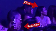 Ronaldo ve Kim Kardashian görüntülendi!