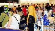 İranlılar alışveriş için Van'a akın etti!