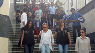 Mahkemeye çıkartılan 21 gazeteciden 17'si tutuklandı