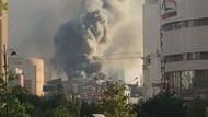 Son Dakika haberi: Ataşehir'de büyük yangın!
