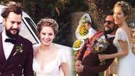Burcu Biricik evlendi