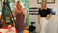 Yüzün güzel ama kilon fazla dediler 6 ayda 25 kilo verdi