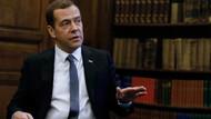 Medvedev, Türkiye'ye charter seferlerinin başlaması için bir hafta verdi