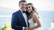 İsmail Küçükkaya ve Eda Demirci evlendi