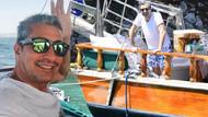 Erkan Petekkaya'nın teknesi yandı!