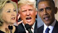 Trump: IŞİD'in kurucusu Obama, ortağı da Clinton!