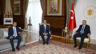Erdoğan, Koç ailesiyle 40 dakika ne görüştü?