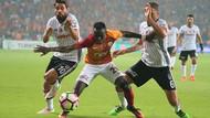 Turkcell Süper Kupa maçı Beşiktaş-Galatasaray: 1-4