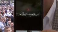 Melih Gökçek Ankara'daki kırmızı ışığı araştırıyor