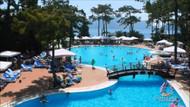 Erdoğan'ın kaldığı bombalanan otele turist yağıyor