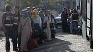 Mardin'de FETÖ'nün ablaları ve abileri adliyeye sevk edildi!