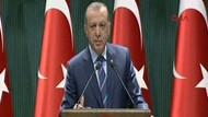 Cumhurbaşkanı Erdoğan'dan saldırılarla ilgili ilk açıklama