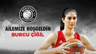Beşiktaş Kadın Basketbol Takımı Burcu Çiğil'i kadrosuna aldı!