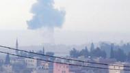 Jetler bombalıyor, Suriye sınırında dumanlar yükseliyor!