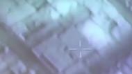 Türk savaş uçakları hava harekatından ilk görüntüler