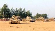 İşte Cerablus'a askeri harekata katılan birlikler!