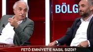 Canlı yayında Hanefi Avcı'ya şok FETÖ suçlaması!